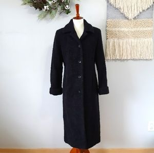Vintage Bromley Collection | Long Teddy Bear Coat